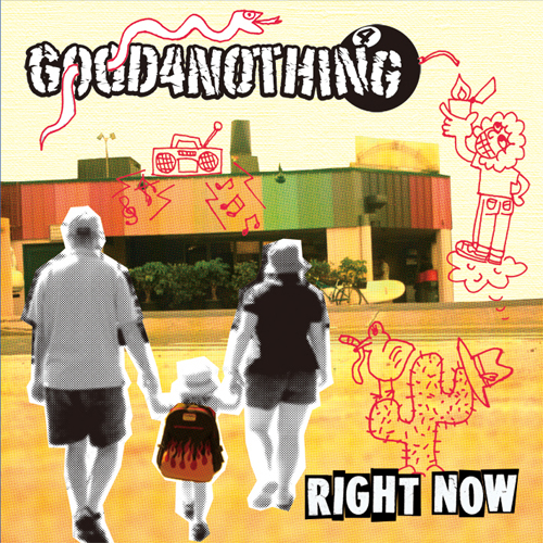 right now cd maxi good4nothing universal music japan
