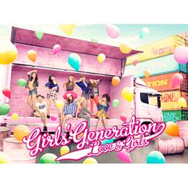 少女時代 - LOVE&GIRLS