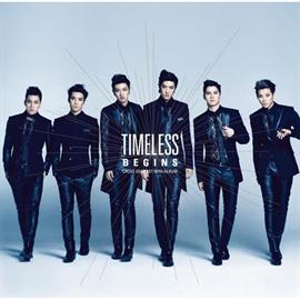 CROSS GENE - TIMELESS‐BEGINS‐Japan Edition