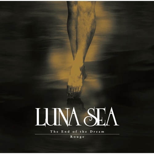 the end of the dream rouge 初回限定盤b cd maxi dvd luna sea