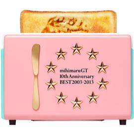 mihimaru GT - 10th Anniversary BEST 2003‐2013