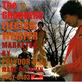 THE GROOVERS - ELECTRIC WHISPER