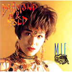 未唯mie - ダイヤモンド&ゴールド+1