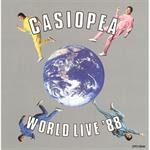 カシオペア - CASIOPEA WORLD LIVE'88