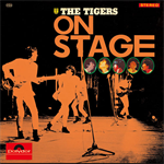 THE TIGERS ON STAGE