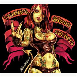 VAMPS - BLOODSUCKERS International Edition