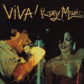 ロキシー・ミュージック - VIVA!ロキシー・ミュージック(ザ・ライヴ・ロキシー・ミュージック・アルバム)[SHM-CD紙ジャケット仕様]